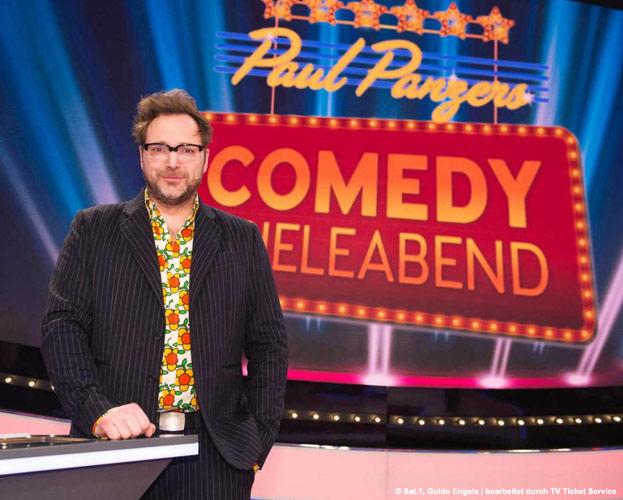 Exklusive Freikarten für Paul Panzer Comedy Spieleabend am 23 und 25.01 in Köln