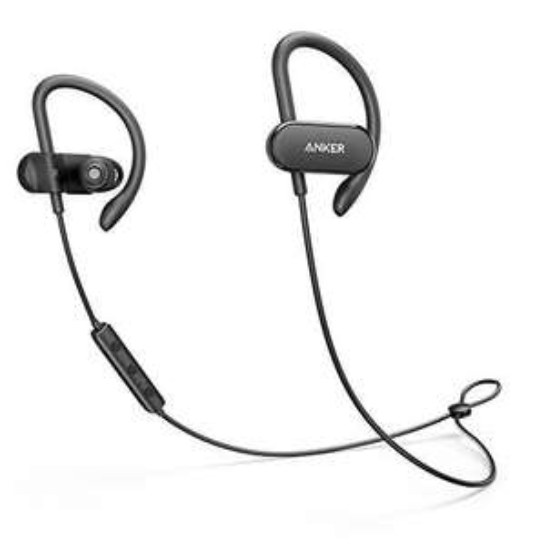 Anker SoundBuds Curve Bluetooth Kopfhörer mit Ohrbügeln