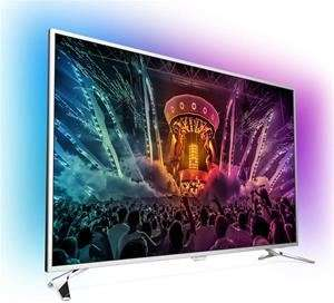 "ComputerUniverse - Philips 65PUS6521 - 12 Ambilight 165 cm (65"") 4K / UHD HDR LED Smart TV 180 Hz DVB-T2/C/S2 PVR"