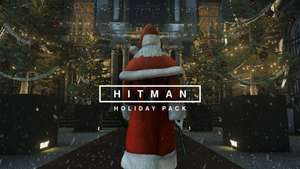 Hitman Holiday Pack - incl. Paris Mission kostenlos (PS4 + Xbox + PC)