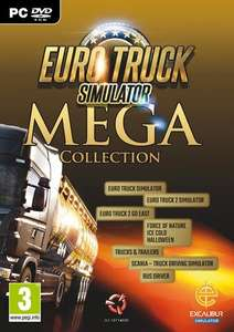 Euro Truck Simulator Mega Collection (Steam) [https://www.instant-gaming.com]