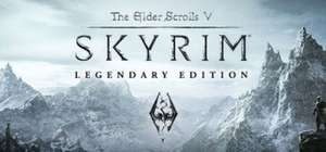The Elder Scrolls V 5: Skyrim Legendary Edition (Steam) @ HRK