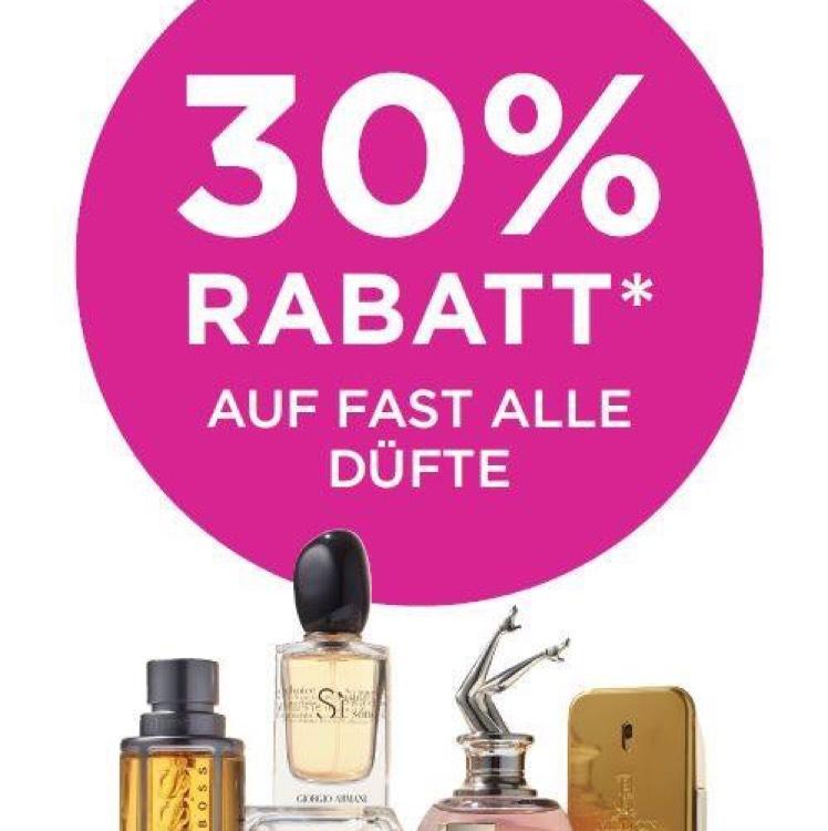 ICI Paris XL Parfümerie Filiale in Essen mit 30% auf fast alle Düfte! *Regional Essen,NRW*