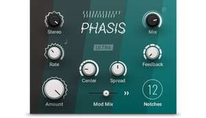 "Happy Holidays bei Native Instruments: Phaser-Plug-in ""PHASIS"" kostenlos!"