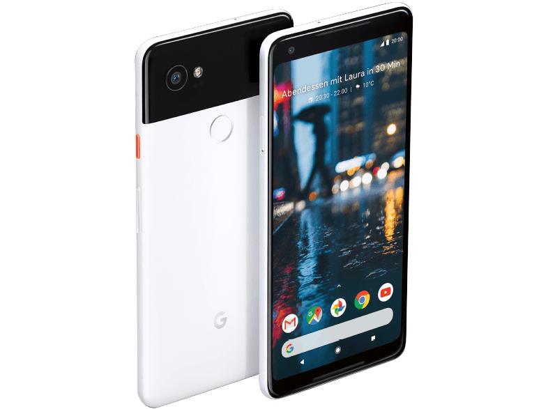 Google Pixel 2 (649€) bzw. Pixel 2 XL (789€)