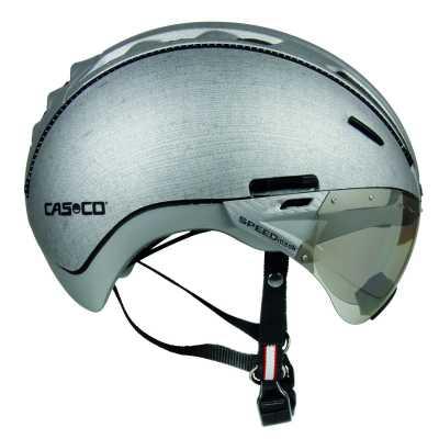 [Zweirad Stadler] Casco Roadster mit Visier SPEEDmask - hochwertiger City-Fahrradhelm zum Bestpreis