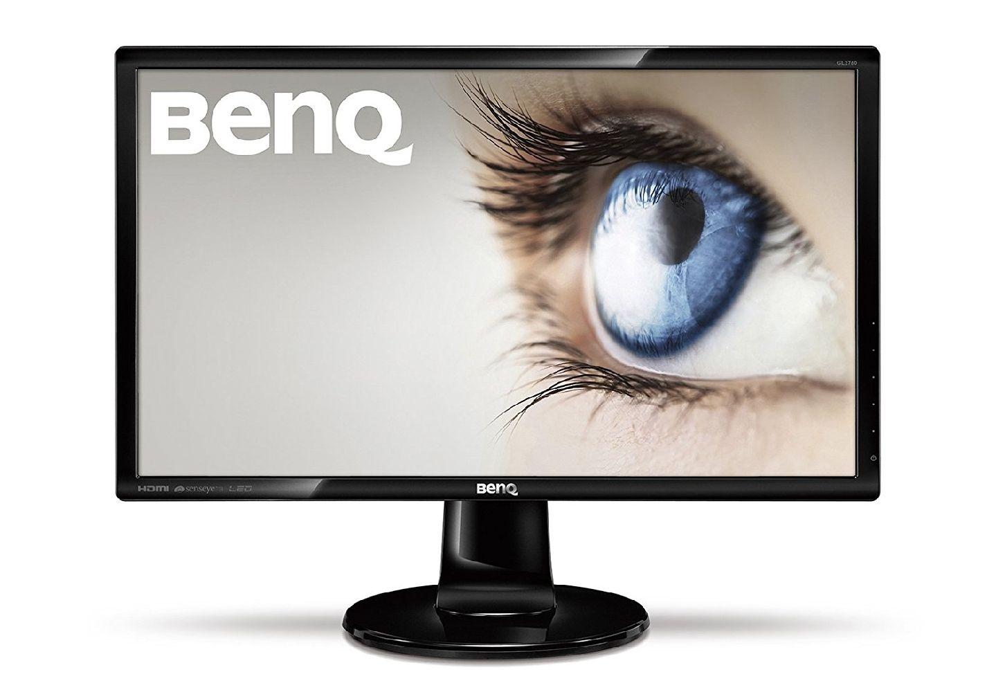 [amazon] BenQ GL2760H 68,6 cm (27 Zoll) Monitor (Full-HD, Eye-Care, HDMI, VGA, 2ms Reaktionszeit) schwarz