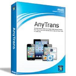 AnyTrans 6 - Jahreslizenz kostenlos