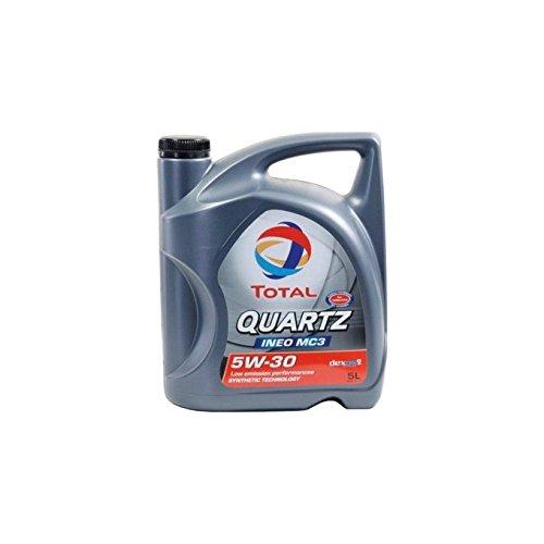 TOTAL Quartz Ineo MC3 5W-30 (5l) Motoröl / Freigaben: ACEA C3, MB 229,52, BMW LL-04, GM Dexos2, VW 502,00 [PRIME]