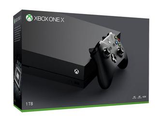 Xbox One X 1TB + Doom + Fallout 4 + Dishonored 2 + Forza Motorsport 7 + Playerunknown Batteleground für 526€ (Shopto)