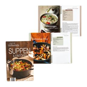 Aldi Nord ab dem 18.12.- Verschiedene Kochbücher mit 160 Seiten in guter Qualität für 2,99€