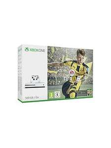[kastner-oehler.at] Xbox One S 500GB Konsole - FIFA 17 Bundle (Download Code)