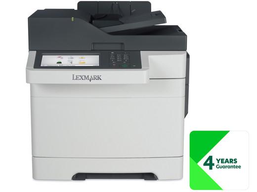 [ibood] Lexmark CX517de Multifunktions-Farblaserdrucker