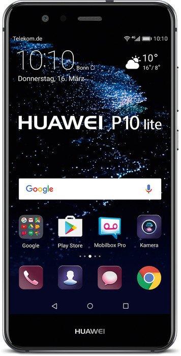 "Huawei P10 Lite: 5.2"" FHD, LTE + Dual Sim, Kirin 658 Octacore, 4GB RAM, 32GB ROM, NFC, Fingerabdrucksensor, Android 7 für 201,45€(Amazon.es)"