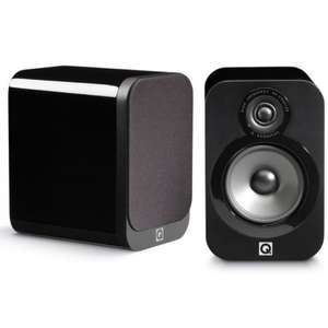 [UK-Import] Regal-Boxen Q Acoustics 3020 (Paar) für 185€ statt 275€ oder 240€ statt 379€ (Gloss) inkl. Versand