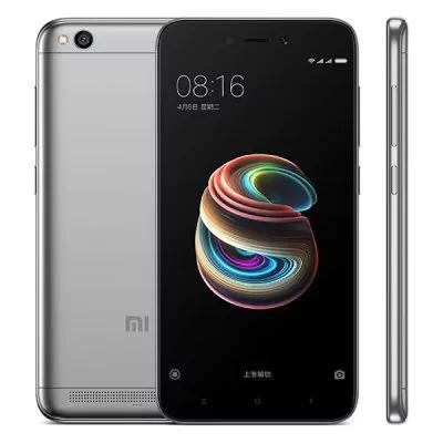 "Xiaomi Redmi 5A Global (5"" HD, 2GB RAM, 16GB ROM, Snapdragon 425, B20) für 77,29€ [Gearbest]"