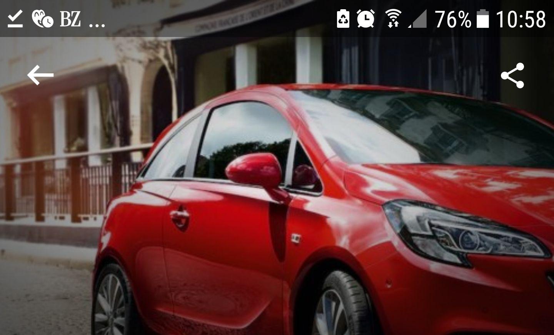Opel Corsa Leasing nur 99 Euro, 3 Jahre und 10.000 km