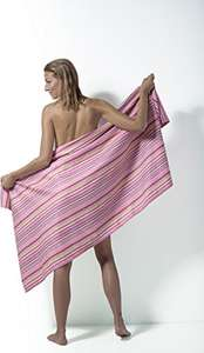 Ab in die Sauna! Mikrofaser-Handtuch in farbenfrohem Design (175cmx85cm) in 2 Varianten für 9,99€ [prime]