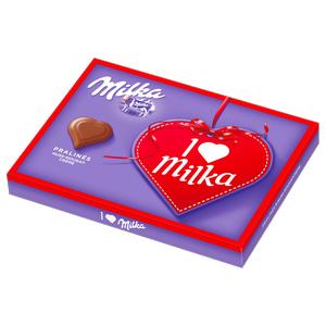 Milka Pralinen im Angebot (REWE)