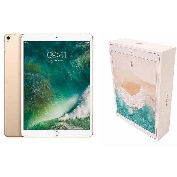"[Dealclub] Apple iPad Pro 10.5"" 64GB gold (MQDX2), geöffnet, aber Neuware - 599,95€"