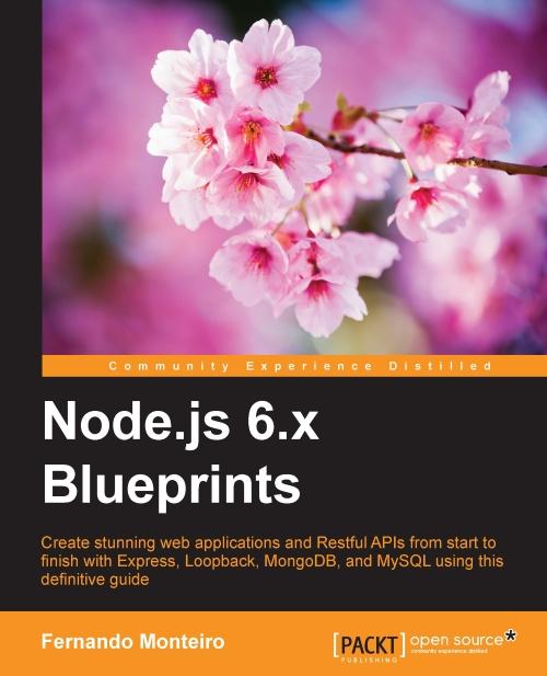 Node JS 6 Javascript cookbook ebook Kindle [packtpub Verlag ENGLISCH]
