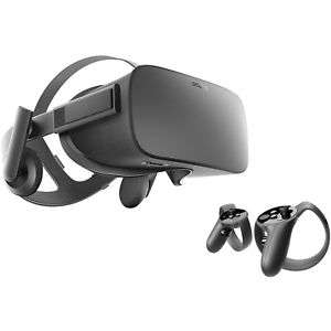 [Ebay-Plus/ Media Markt] Oculus Rift + Touch Controller