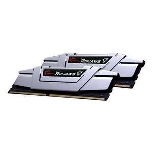 G.Skill Ripjaws V DDR4 16GB 2x8GB 2666 MHz CL15 Radiant Silver