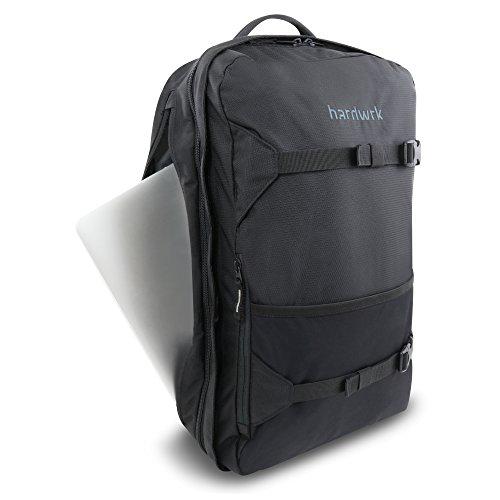 [Amazon] 20% Rabatt (ca. 27 Euro) auf den hardwrk Backpack Pro - Business-Rucksack von hardwrk und Deuter