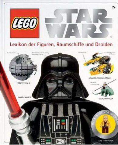 """LEGO Star Wars: Lexikon der Figuren, Raumschiffe und Droiden (""""Mängelexemplar"""" buecher.de)"""
