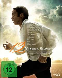 12 Years a Slave Digibook (Blu-ray) für 7,98€ (Media-Dealer)