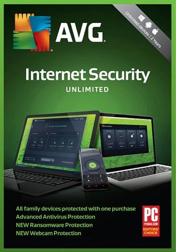 AVG Internet Security 2018 - Jahreslizenz