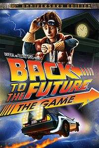 DOPPELT - BITTE LÖSCHEN Back to the Future: The Game - 30th Anniversary Edition Xbox One & Marlow Briggs and the Mask of Death XBox360 Games with Gold