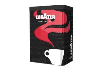 LAVAZZA Caffe Crema Classico Kaffeebohnen inkl. Design-Dose (SATURN)