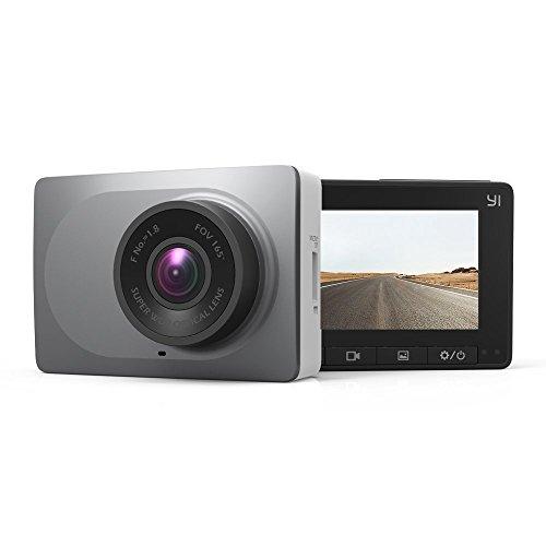 YI DashCam 1080p/60fps 2.7 Zoll LCD Bildschirm 165° Weitwinkel (Amazon.fr)