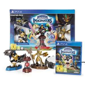 Skylanders Imaginators Starter PS4