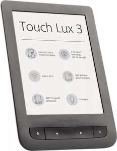 E-Reader - Pocketbook Touch Lux 3 - Refurbished auf smallbug.de