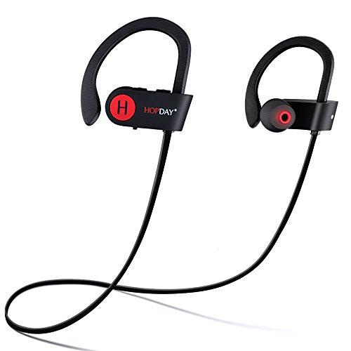 [Amazon] Bluetooth 4.1 Sport Stereo In Ear Kopfhörer IP68 Spritzwasserfest für Joggen, Workout, Fitness 12,79 €