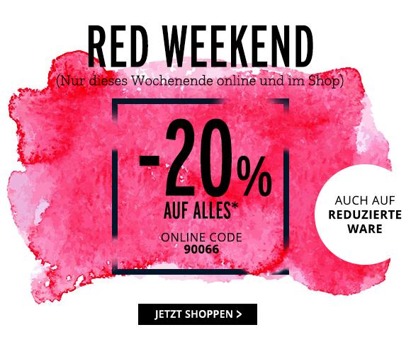 Orsay: 20% Rabatt auf den gesamten Einkauf (gilt auch auf reduzierte Ware)