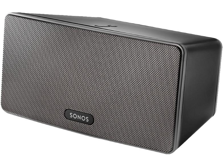 Sonos Play:3 in schwarz für 259€ + 8€ Versand (Selbstabholung möglich)