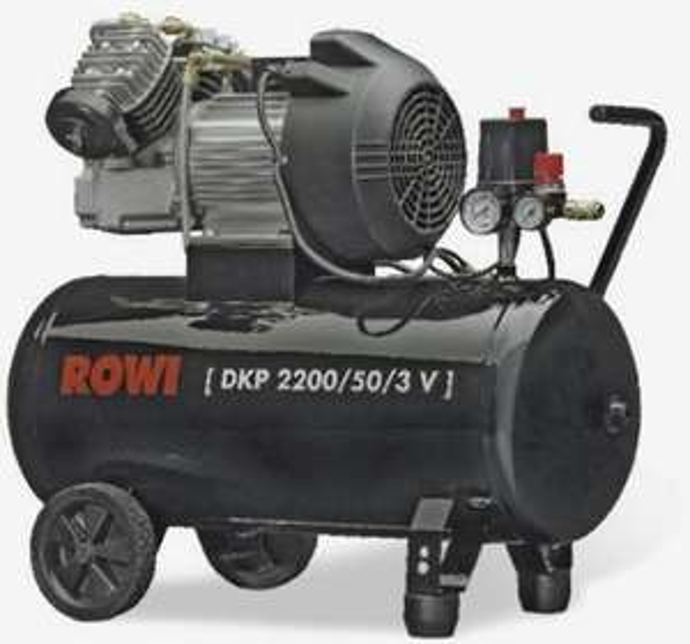 Kompressor Rowi DKP 2200/50/3