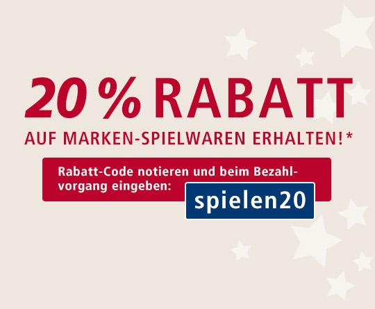 real-online - 20% auf (ausgewählte) Spielwaren - z.B. VW Golf GTI Elektro-Kinderauto für 103,20€