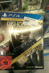 [Lokal Magdeburg - Müller] Dishonored - Der Tod des Outsiders+Dishonored 2 PS4 Game