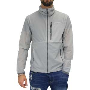 Schöffel Windbreaker M Jacket Gray