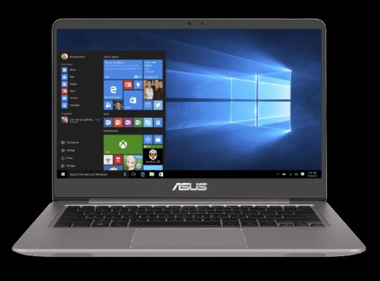 ASUS UX3410UA  Zenbook 14 Zoll ,i7 7500u, 8GB DDR4 ,512SSD, 620HD
