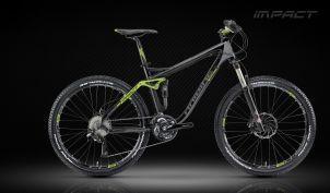 Mountainbike Haibike Impact RX 30-Gang Shimano XT
