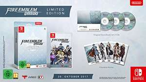 Fire Emblem Warriors - Limited Edition (Switch) für 29,99€ (Amazon)