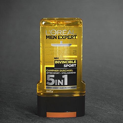 [Amazon] 3x L'Oréal Men Expert Duschgel Invincible Sport für 2,89 € inkl VK (Im Sparabo für 2,75 €)