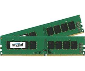 Crucial 16Gb DDR4 Kit 2400MHz CL17