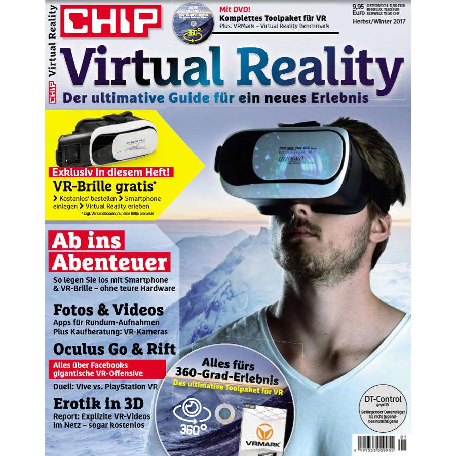 Vollversion: CHIP Virtual Reality Magazin als PDF