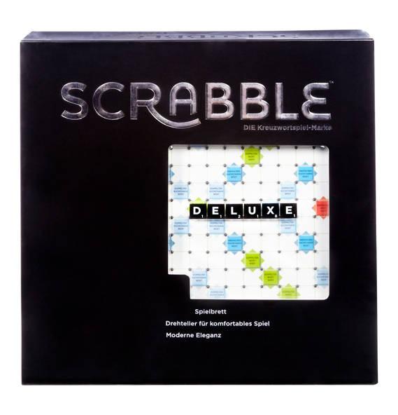 """Mattel Gesellschaftsspiel """"Scrabble Deluxe"""" für 26,44€ [Galeria Kaufhof]"""